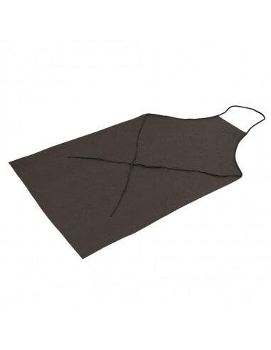 Unigloves PE Tablier noir (50Pcs.)