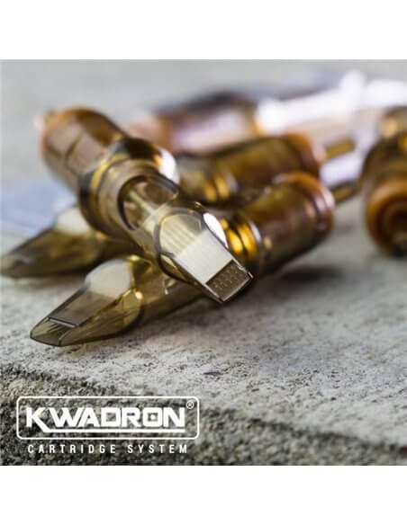 Kwadron Cartouches 15 Soft Edge Magnum