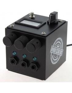 Bavarian Custom Irons Transformator 239 Matt Black Power Supply
