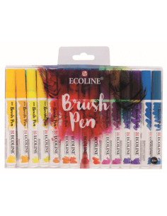 Ecoline Brush Pen Set 30