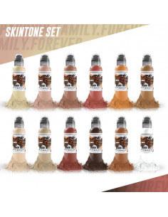 World Famous Skin Tone SET 12 x 30ml