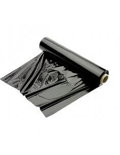 Film étirable noir 50cm x 300m