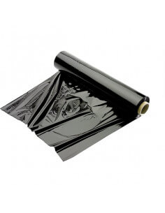 Stretching film black 50cm x 300m