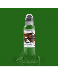 World Famous Everglades Green 30ml