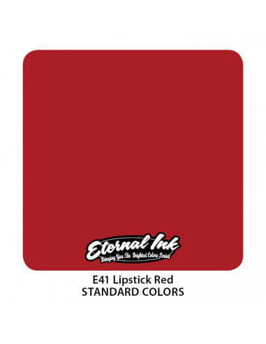 Eternal Ink - Lipstick Red