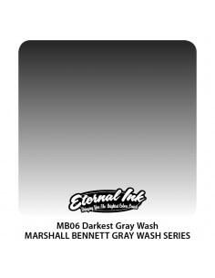 Eternal Ink - Darkest Gray Wash