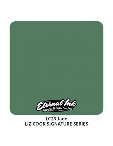 Eternal Ink Liz Cook Jade