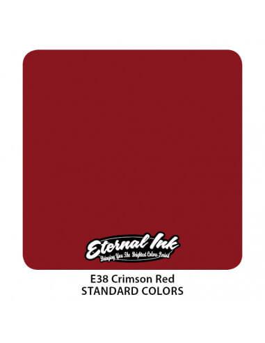 Eternal Ink - Crimson Red