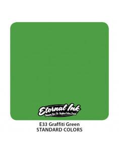 Eternal Ink - Graffiti Green