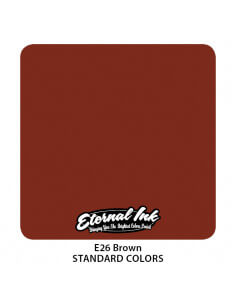 Eternal Ink - Brown