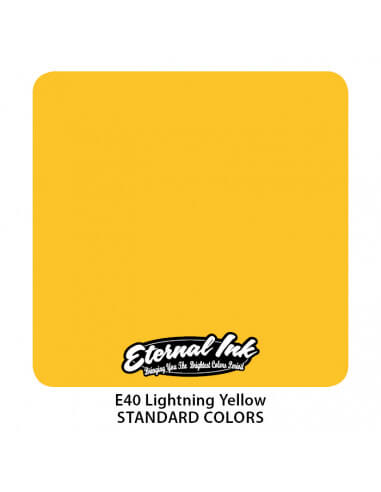 Eternal Ink Lightning Yellow