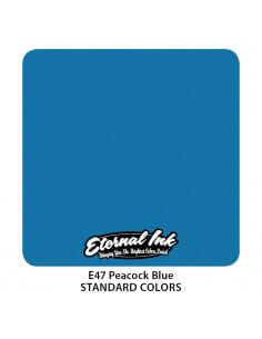 Eternal Ink - Peacock Blue