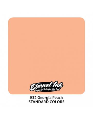 Eternal Ink Georgia Peach