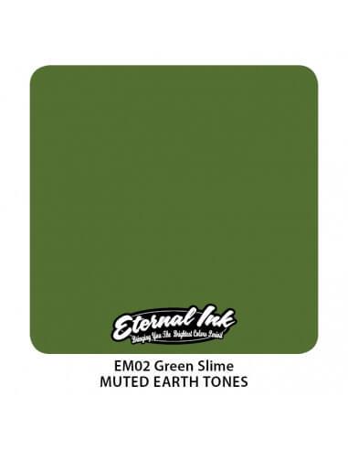 Eternal Ink Green Slime