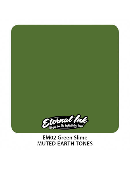 Eternal Ink Green Slime