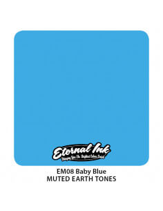 Eternal Ink Baby Blue