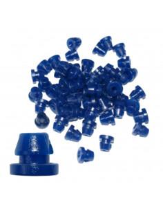 Armature bar Nipple blue