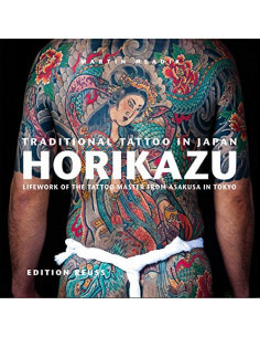 Traditional Tattoo in Japan: HORIKAZU