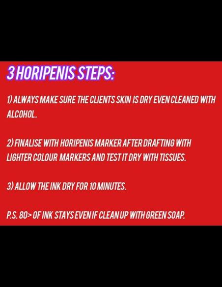 Horipenis Marker