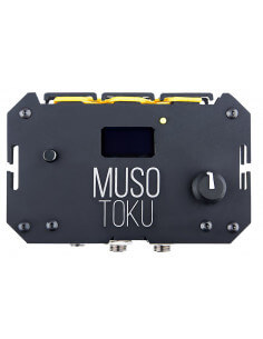 Musotoku Power Supply black