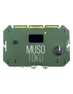 Musotoku Power Supply Green