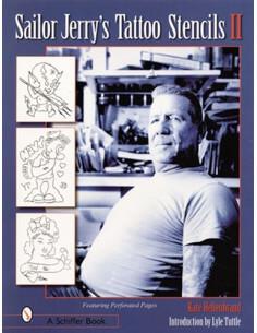 Sailor Jerrys Tattoo Stencils 2