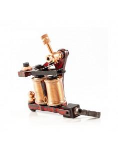 Bavarian Custom Irons Jensen B&G Shader Used Red Linkshänder