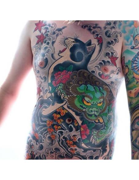 Solid Ink - Horitomo Moegi