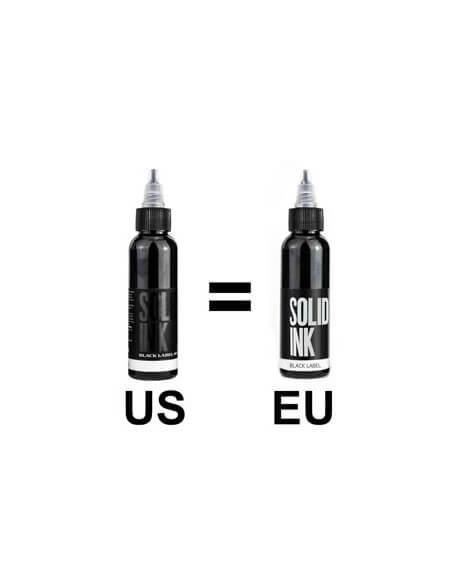 Solid Ink - Black Label Set