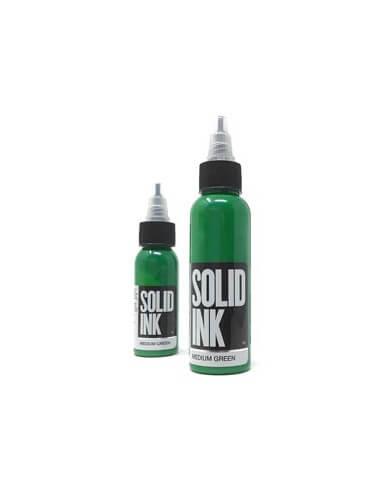 Solid Ink - Medium Green