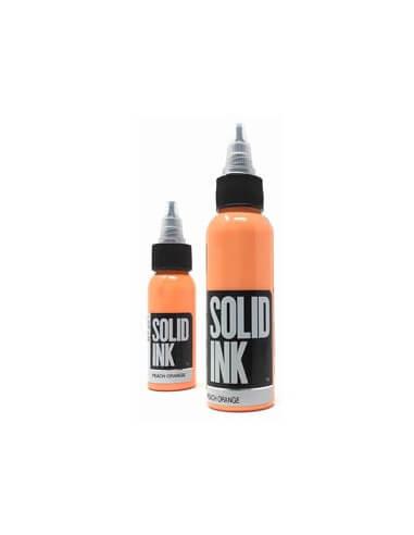 Solid Ink - Peach Orange