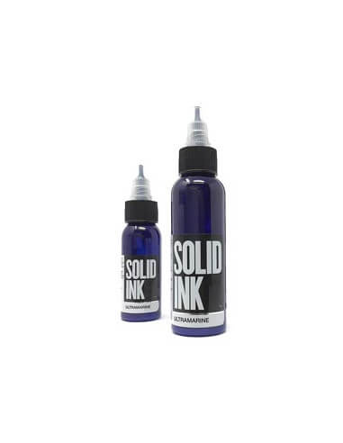 Solid Ink - Ultramarine