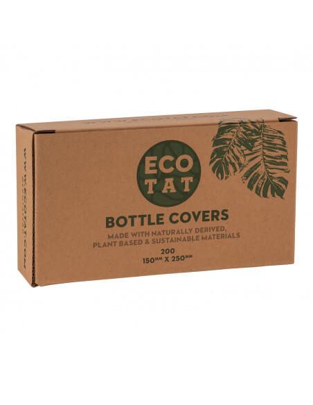 ECOTAT - housses de protection pour bouteilles - 150mm x 250mm