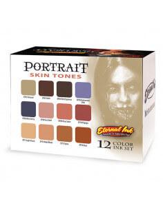 Eternal Ink Ron Russo Portrait Skin Tones