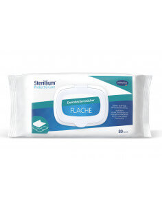 Sterillium Protect & Care Desinfektionstücher (80 Stk)