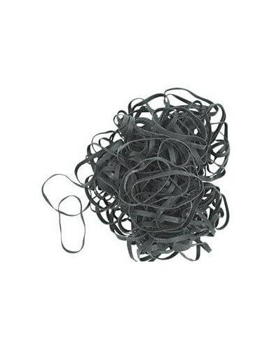 Rubber bands black 1 kg
