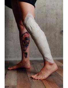 Tattoo Armour Tampone per ferite (medio) 23x33cm
