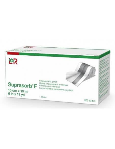 SUPRASORB F foil bandage 15cmx10m Roll
