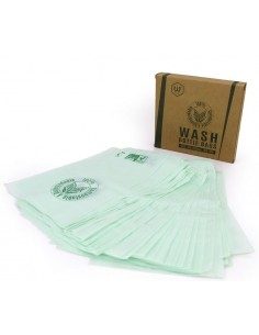 Biodegradable Wash Bottle Bags (100Pcs)