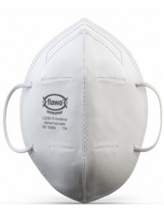 FLAWA CPA FFP2 masque respiratoire Standard (40pièces)