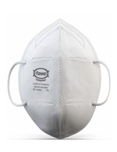 FLAWA CPA FFP2 respiratory protection mask Standard (40pcs)