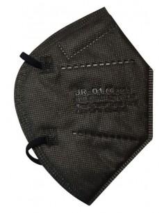 JEBCON FFP2 black respirator mask (30pcs)