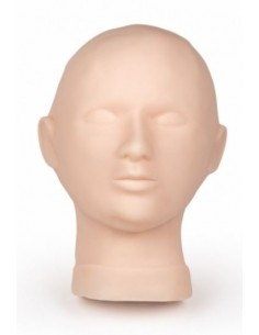 Silicone skin for the practice head