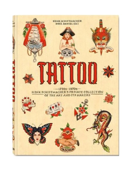 Henk Schiffmacher's Private Collection TATTOO.1730s-1970s