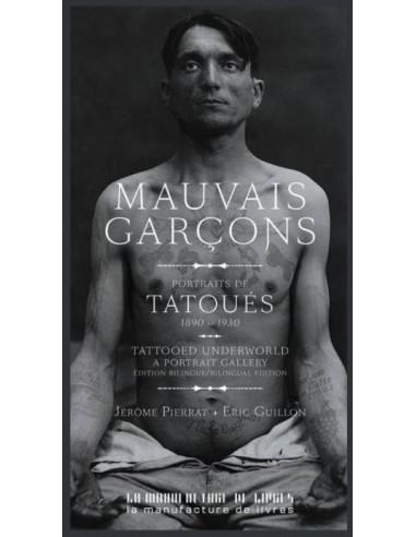Mauvais garçons portraits de tatoués