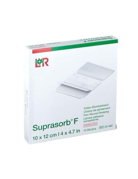 SUPRASORB F foil bandage sheet 10cm x 12cm (10Pcs)