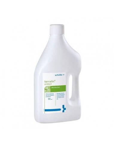 Schülke Terralin protect Désinfection de surface (2L)