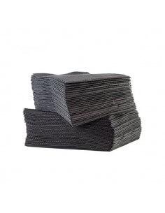 UNIGLOVES® - Arbeitsplatz-Unterlagen, schwarz, 500 Stück